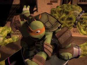 Teenage Mutant Ninja Turtles 2012 Michelangelo