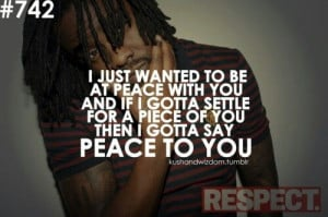 Wale quotes bout life and love