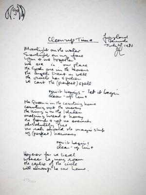 John Lennon Lyrics John lennon.