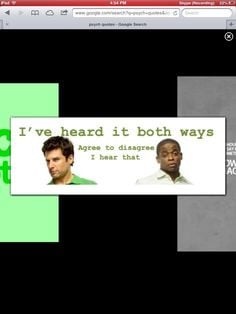 hahaha famous psych quotes more psych quotes psych tv psych d psych 3 ...