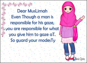Title: Nice islamic quote for girls wallpaper