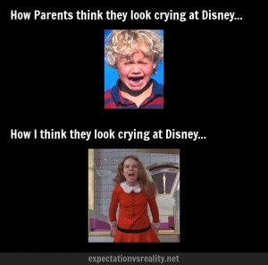 Tantrums at Disney World (Fixed)