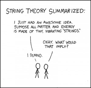 We have no right to assume that any physical laws exist, or if they ...