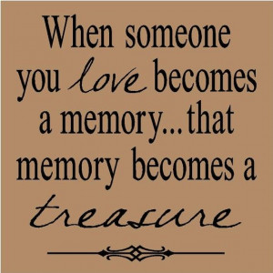 45 In Loving Memory Quotes With Images