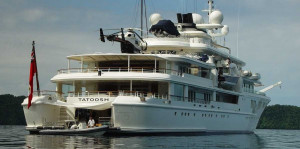 Extravagant toys of Microsoft billionaire Paul Allen - Business ...