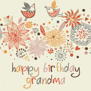 cc 88 happy birthday grandma happy birthday grandma