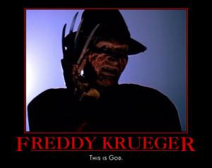 Freddy Krueger Image