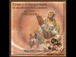 native american good night quotes ... Native spirit Honouring