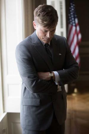 Rob Lowe in 'Killing Kennedy'