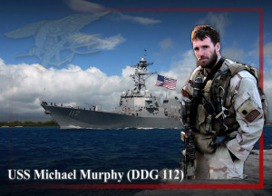 Dan Murphy, the sailor's father, said it didn't surprise him that ...