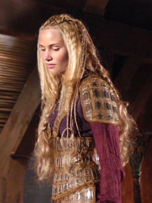 Female Viking Warrior Women
