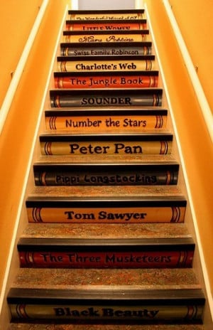 Creative Ideas - Stairs
