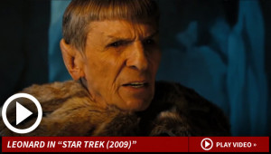 Leonard Nimoy Dead -- Lived Long, Prospered ... Dies from COPD