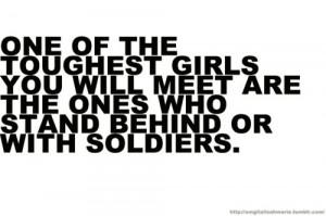 military spouses...