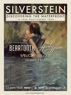 Silverstein Announce 'Discovering the Waterfront' 10 Year Anniversary ...