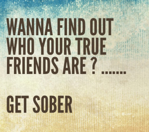 Sobriety Quotes