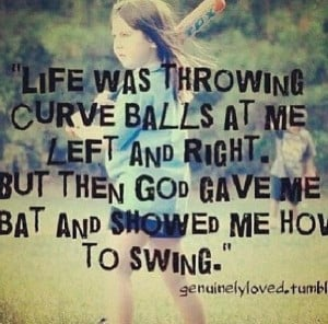 Softball quotes, sports, sayings, best, life, photo