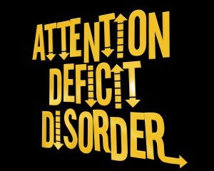 Funny Attention Deficit Disorder...
