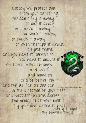 Slytherin House Quotes Quotesgram