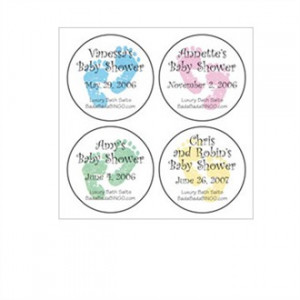 Sayings For Baby Shower Favors Tags Picture