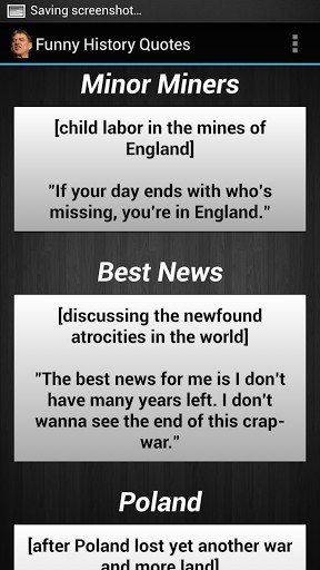 History Teacher Quotes Funny history quotes app for