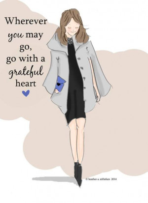 Ring In 2015 With Us- 12 Whimsical Illustrations + Inspiring Quotes!