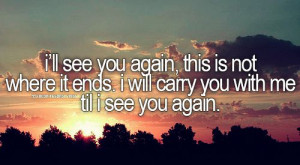 ... Songs, Country Music Quotes Tattoo, Carrie Underwood See You Again