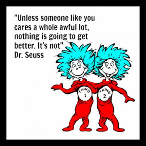 Famous Quotes By Dr Seuss Famous quotes that may