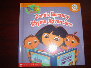 "Start by marking ""Dora's Nursery Rhyme Adventure (Dora The Explorer ..."