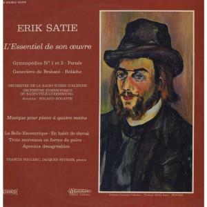 Erik Satie Erik satie l'essentiel de