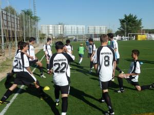 Edukick Elite Football Training Academy Madrid Spain
