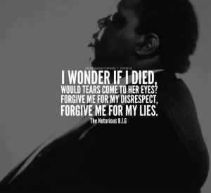The Notorious B.I.G. – Suicidal Thoughts