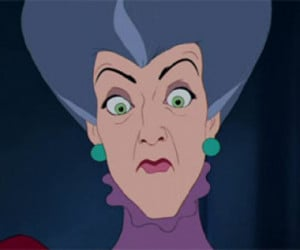 Cinderella's Evil Stepmother doesn't actually expect her Evil She ...
