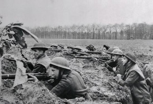 Ww1 American Soldier Trench Soldiers fighting in the