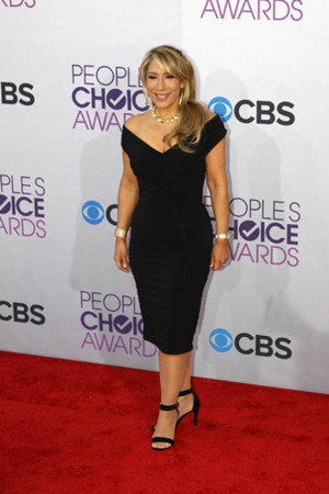Lori Greiner photo at the People's Choice Awards 2013 premiere - Photo ...