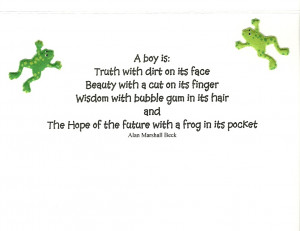 Quotes For Baby Boys In its pocket - baby quote
