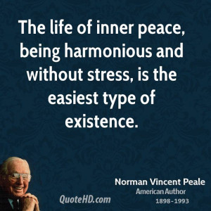 Quotes About Being At Peace