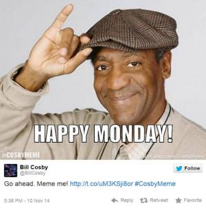 Bill Cosby's 'meme me' social media campaign backfires as rape ...