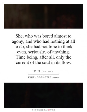 Quotes About Being Bored