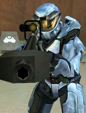 Church Quotes Rvb Sniper rifle - red vs. blue