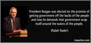More Ralph Nader Quotes