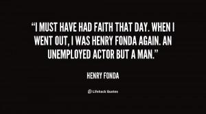 Henry Fonda Quotes