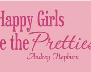 Happy Girls Quotes