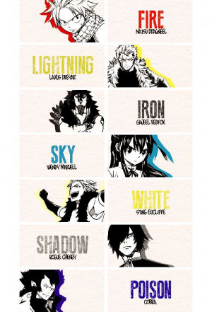 The Dragon Slayer's - Fairy Tail