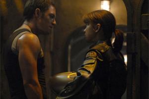 Helo and Athena - 'Battlestar Galactica'