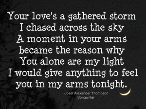 cute quotes, life, love, moon, night sky, poem, romance