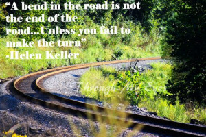 Railroad Photography, Quotes, Sayings, 11 x14 on Etsy, $40.00