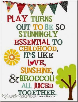 Here is my Play Every Day Prezi with some of my FAVORITE quotes about ...