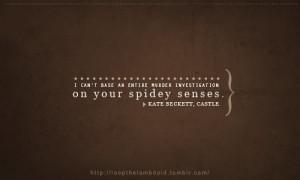 Castle Quotes Castle # castle quote