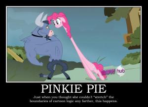 My Little Pony Pinkie Pie Sad